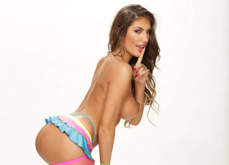 with August Ames preview